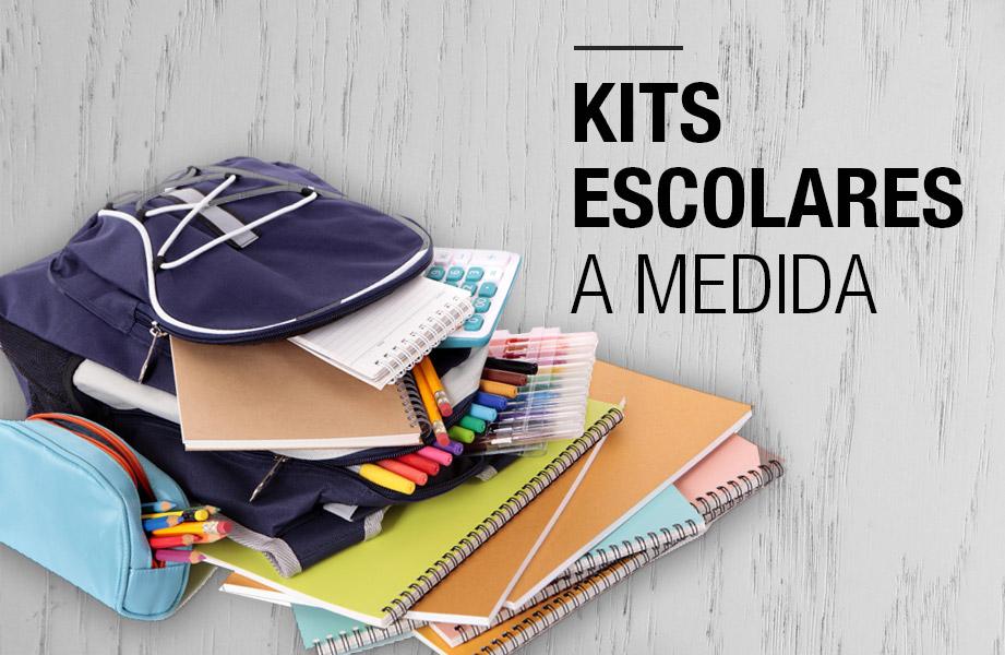 kit escolares