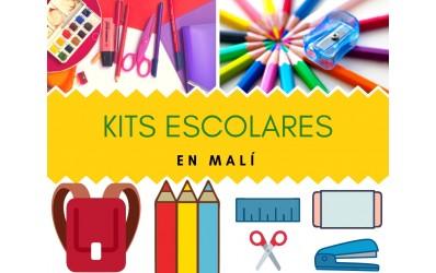 ¡Kits escolares!