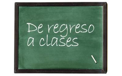 Tres consejos para el comienzo de clases