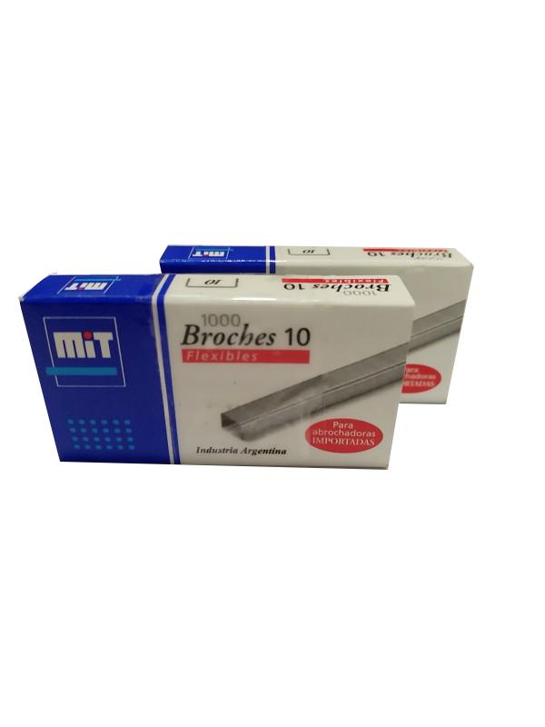 x2 BROCHES MIT 10 x1000