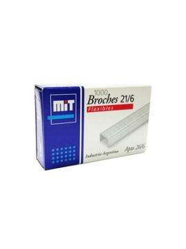 x2 BROCHES MIT 21/6 x1000