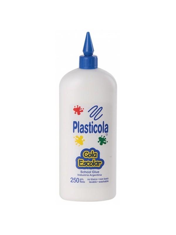 ADHESIVO PLASTICOLA VINILICO 250 g