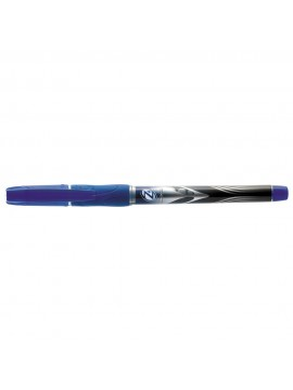 ROLLER BALL BIC FREE INK Z4 AZUL x12