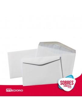 x500 SOBRE COMERCIAL BLANCO (1500) 70 GR