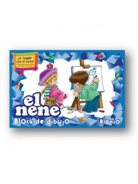 BLOCK EL NENE N°6 BLANCO